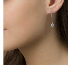 Topaz Earring Studs