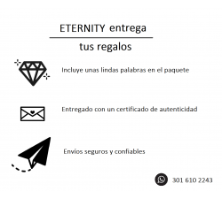 Argolla de matrimonio Las Palmas: 3 diamantes centrales