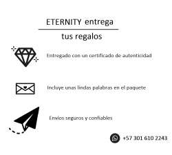 Tulum ring - Wedding rings Bogotá | @eternityjoyeria