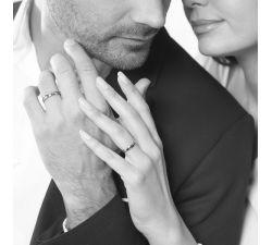 Argolla de matrimonio San Andrés: Clásica y duradera