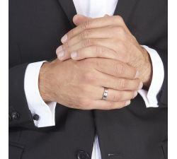 Argolla de matrimonio Krabi: Elegante con diseño moderno