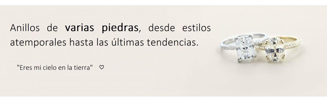Anillos de compromiso & diamantes - Joyería online | Eternity Colombia